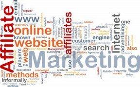 chmura słów marketing afiliacyjny